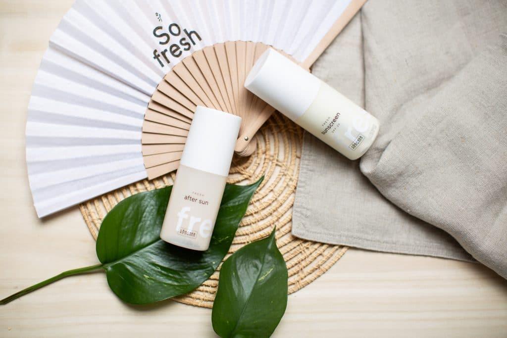 RINGANA FRESH sunscreen zur Sonnenpflege