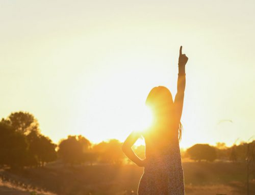 Sonnenbrand? So fühle ich mich im Sonnenschein gut vor der Sonne geschützt
