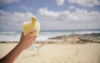 Dieser Cocktail entspannt dich wach