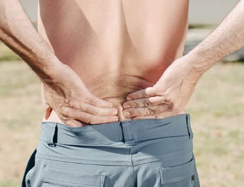 Wie ich hinauszog und meine Rückenschmerzen besiegte